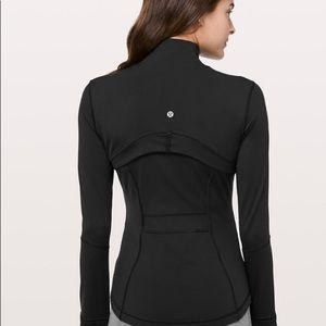 LuluLemon Black Define Jacket * Size 4 *